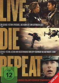 Edge of Tomorrow - Live. Die. Repeat.