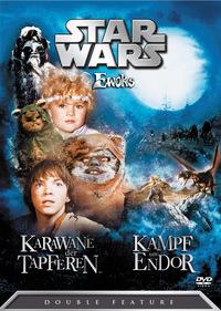 Star Wars - Ewoks - Die Karawane der Tapferen / Kampf um Endor