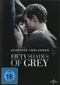 Fifty Shades of Grey 1 - Geheimes Verlangen
