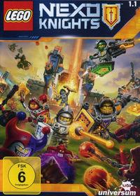 LEGO Nexo Knights - Staffel 1 bei VideoBuster.de