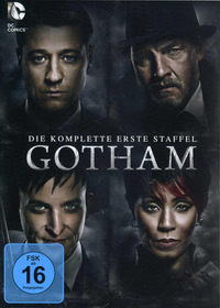 Gotham Staffel 1 Stream Deutsch