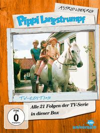 Pippi Langstrumpf - TV-Edition bei VideoBuster.de
