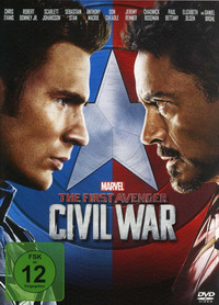 Captain America 3 - The First Avenger: Civil War