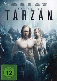Titelbild: Legend of Tarzan