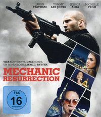 Titelbild: The Mechanic 2 - Resurrection
