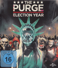 Titelbild: The Purge 3 - Election Year