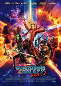 Titelbild: Guardians of the Galaxy 2