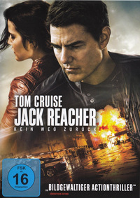 Titelbild: Jack Reacher 2
