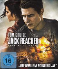 Titelbild: Jack Reacher 2