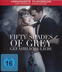 Titelbild: Fifty Shades of Grey 2 - Gefährliche Liebe