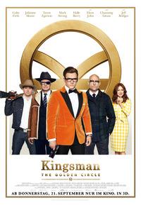 Kingsman 2 bei VideoBuster.de