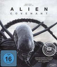 Titelbild: Prometheus 2 - Alien: Covenant
