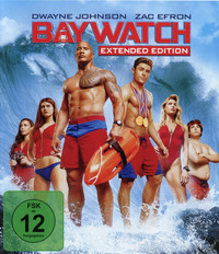 Titelbild: Baywatch - Der Film - Extended Edition