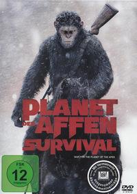 Titelbild: Planet der Affen 3 - Survival