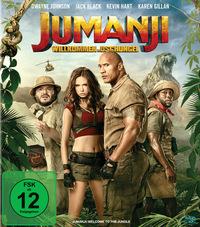 Titelbild: Jumanji - Willkommen im Dschungel