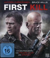 Titelbild: First Kill