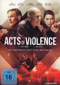 Titelbild: Acts of Violence