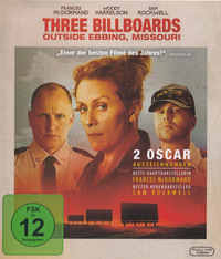 Titelbild: Three Billboards Outside Ebbing, Missouri