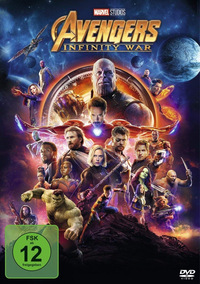 Titelbild: The Avengers 3 - Infinity War - Teil 1