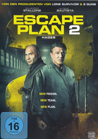Titelbild: Escape Plan 2 - Hades