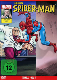 Original Spider-Man - Staffel 2