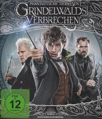 Titelbild: Phantastische Tierwesen 2 - Grindelwalds Verbrechen - Kinofassung