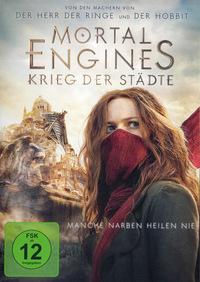 Titelbild: Mortal Engines - Krieg der Städte