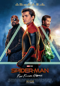 Titelbild: Spider-Man - Homecoming 2 - Far From Home