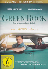 Titelbild: Green Book