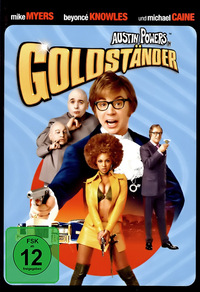 Austin Powers 3 - Austin Powers in Goldständer