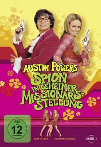 Austin Powers 2 - Spion in geheimer Missionarsstellung