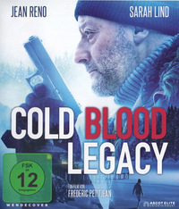 Titelbild: Cold Blood Legacy