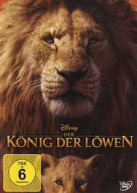 Titelbild: Der König der Löwen