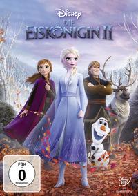 Titelbild: Die Eiskönigin 2
