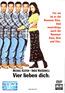 Vier lieben Dich (DVD) kaufen