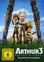 Arthur und die Minimoys 3 (DVD) kaufen