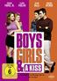 Boys, Girls & a Kiss (DVD) kaufen