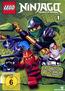 LEGO Ninjago - Staffel 1 - Disc 1 - Episoden 1 - 6 (DVD) kaufen
