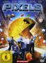 Pixels (DVD), gebraucht kaufen