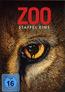 Zoo - Staffel 1 - Disc 1 - Episoden 1 - 4 (DVD) als DVD ausleihen