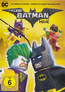 The LEGO Batman Movie (DVD) als DVD ausleihen