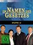 Im Namen des Gesetzes - Staffel 10 - Disc 1 - Episoden 1 - 4 (DVD) kaufen