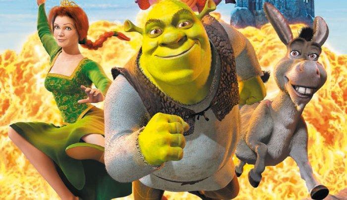 Shrek Filmreihe