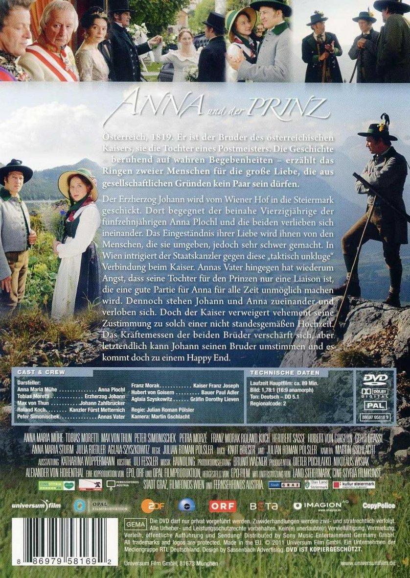 Geliebter Johann Geliebte Anna Tv Spielfilm
