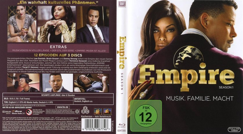 Empire Staffel 1
