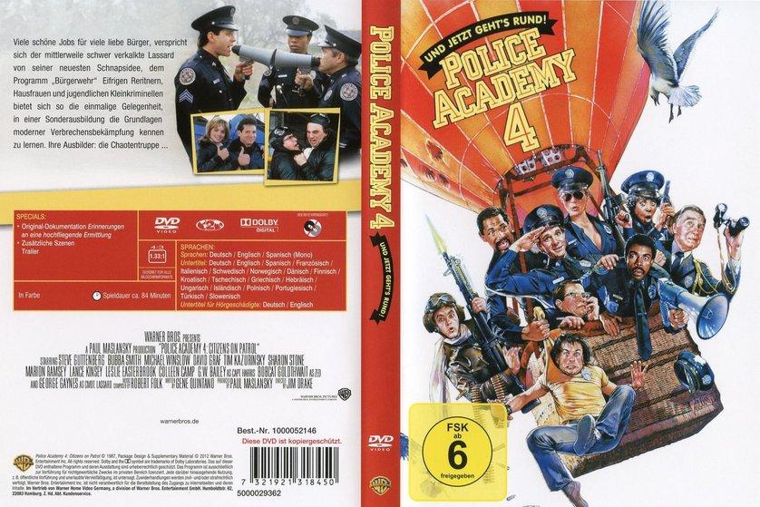 police academy 1 deutsch ganzer film