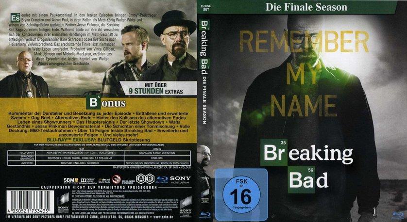 Breaking Bad Die Finale Staffel Dvd Oder Blu Ray Leihen