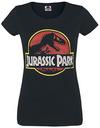 Jurassic Park Logo powered by EMP (T-Shirt)
