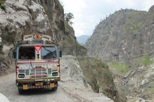 show ice road truckers toedliche strassen