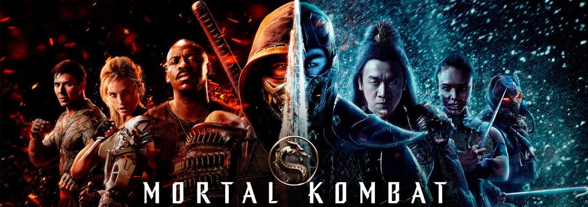 """Mortal Kombat 2021: """"Finish him!"""" Mortal Kombat kommt ins Heimkino"""